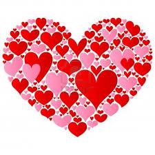 Image result for valentine hearts