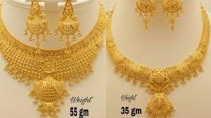 Gold Haar Design With Price Khubsurat Sone Ka Haar Gold Necklace Design