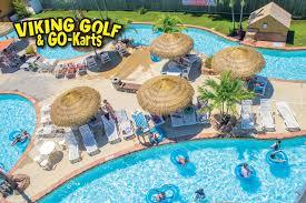 viking golf go karts thunder lagoon waterpark