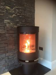 no chimney is not a problem twin wall chimney system ed and a lovely freestanding audora 9 3 woodburning stove