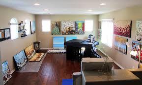 Home Art Studio Bella Daze Beautiful Things In Art Home Life Setting Up