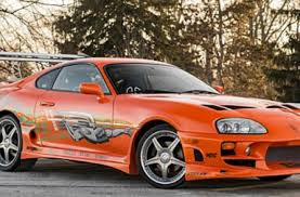 toyota supra fast and furious green. own paul walkeru0027s supra from the original fast and furious movie toyota green