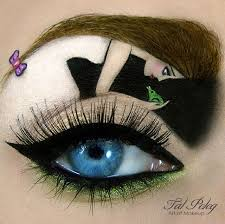 incredible fairytale inspired eye makeup images of eye makeup art cosmopolitan uk
