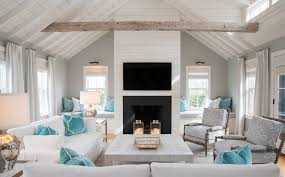 Coastal Home Design Interior