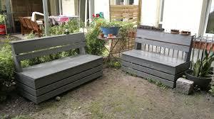 exciting easy garden storage bench diy