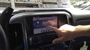 2015 Silverado Navigation Interface, Mylink Navigation Upgrade ...