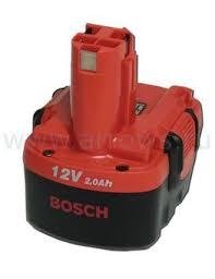 <b>Аккумулятор</b> BOSCH <b>12V 2.0Ah</b> - цена, фото, технические ...