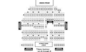 Billy Bobs Fort Worth Seating Chart Vip Experience