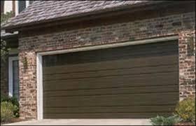 brown garage doorsForest Garage Doors  Chicago Ribbed Steel Overhead Garage Doors