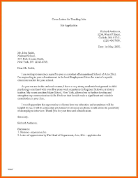 Special Edu Art Exhibition Cover Letter For Special Education