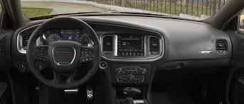 2018 Dodge Charger - Spacious Interior Features