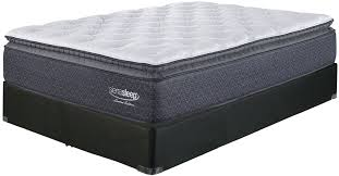 pillow top mattress. White King Pillowtop Mattress With Foundation Pillow Top N