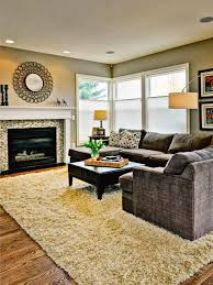 eclectic living rooms linda woodrum designer how to choose area rugs for living room