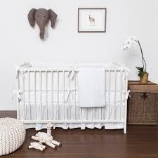 petite vignone all white baby bedding