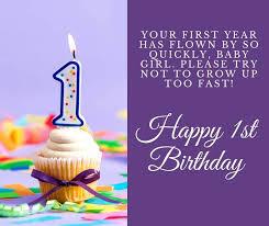 happy 1st birthday wishes es