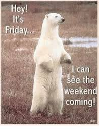 Image result for i can see the weekend