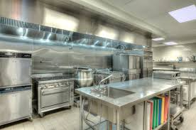 Restaurant Kitchen Design Ideas Painting