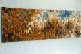 wood wall art large mosaic art wood sculpture on custom wall art wood with custom wood wall art large mosaic art wood sculpture by art