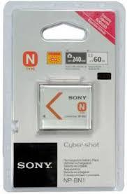 Sony <b>NP</b>-BN1 Battery - Sony : Flipkart.com