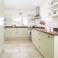 Green country kitchen | Green kitchen colour ideas | Colour | Design |  PHOTO GALLERY |