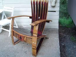 tall adirondack chair plans. Modren Tall Wine Barrel Adirondack Chair Plans Free And Tall