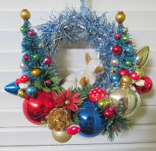 Image result for fun christmas wreath