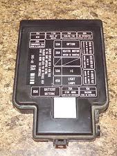 95 civic fuse box ebay 92 civic fuel pump fuse at 92 Civic Fuse Box Diagram