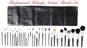 set professional high quality plete makeup brush kits mugeek vidalondon
