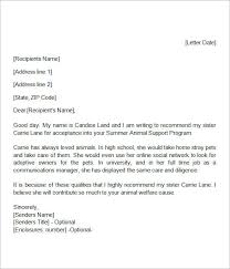 Goodly Personal Reference Letter Sample – Letter Format Writing
