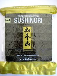 nori sheet how to make your own sushi the voice
