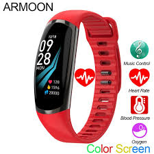 R16 <b>Smart Bracelet</b> Fitness Tracker Heart Rate Sleep Monitor Sport ...