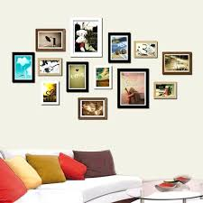 wall picture frames incredible ideas multiple picture frames on wall collage 6 b co white wall wall picture frames