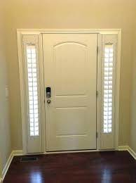 craftsman style front doors and sidelights door colors
