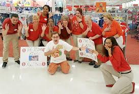 Target Corporate News Features