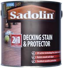 Sadolin Decking Stain Protector