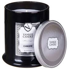 Yankee Candle <b>Barbershop Chrome</b> Candle 226g - Krauta.ee