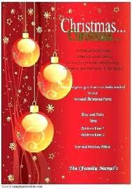 Company Holiday Party Invitation Wording Employee Christmas Party Invitation Template Alacrityapp Co