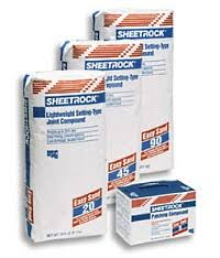 exterior joint compound. powdered setting type drywall joint compound by usg. exterior g