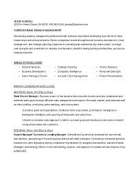 Job Resume Template Word Impressive General Resume Template Resume Template For Bank Teller General