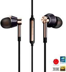 1more Design 1more Triple Driver In Ear Earphones Hi Res Headphones With High Resolution Bass Driven Sound Mems Mic In Line Remote High Fidelity For
