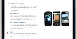Google Goggles Image Recognition Mobile App Wordstream
