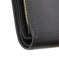gucci zipper wallet. gucci bamboo tri fold wallet zipper