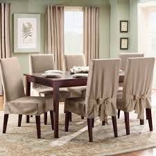 dining chair slipcovers gallery room large solid wood table and chairs upholstered velvet metal dining room