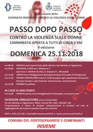 INIZIATIVE IN OCCASIONE DELLA GIORNATA MONDIALE CONTRO LA VIOLENZA SULLE  DONNE - Comune di San Michele al Tagliamento