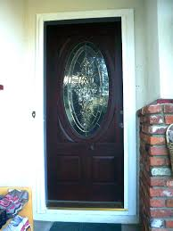 front door glass screen for front door glass door screen doors front door glass inserts near