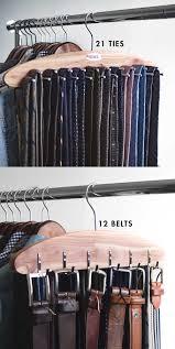 DIY Tie Rack Tutorial | Tie rack, Rustic wood and DIY tutorial