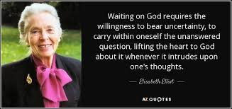 Quotes About Waiting On God Amazing TOP 48 WAITING ON GOD QUOTES AZ Quotes