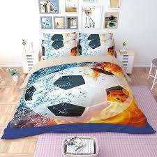 cool football bedding set argos