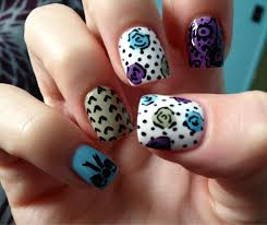 Nail Designs : Nail Art Designs For Short Nails At Home The ...