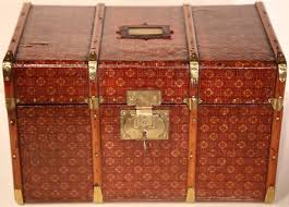 stow your jewelry and other treasures inside this elegant antique wooden box crafted in
